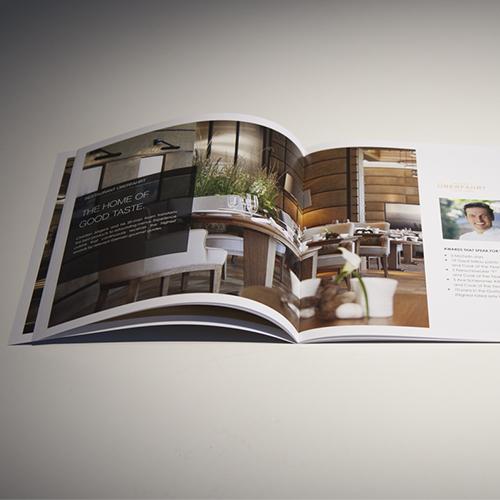 Seehotel Überfahrt | Broschüren-Konzeption (VKF)