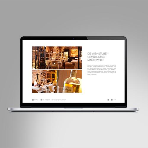 ALTHOFF Seehotel Überfahrt | Online Branding, E-Book