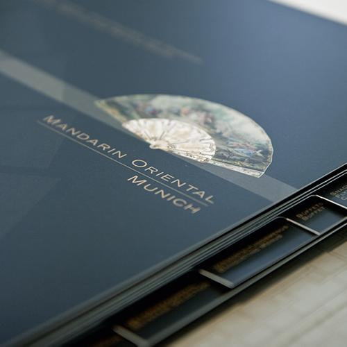 Mandarin Oriental, Munich | Sales-Branding Bankett