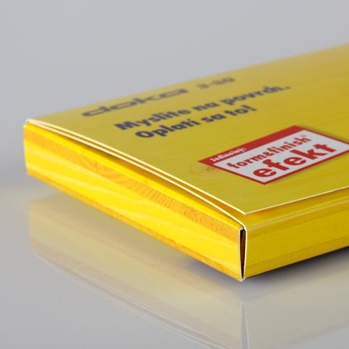 doka| Direktmarketing 3SO-Platte / Corporate Design