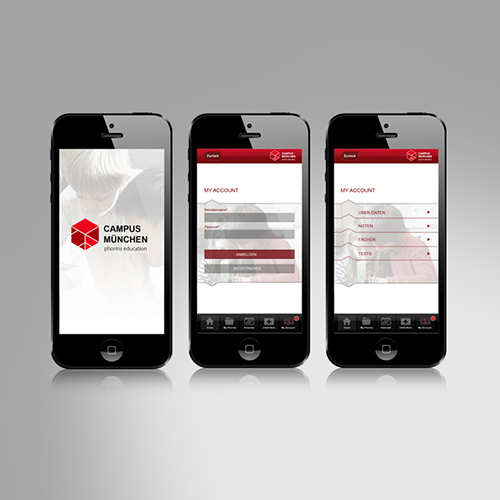 phorms | Online-Branding, Mobile App-Entwicklung