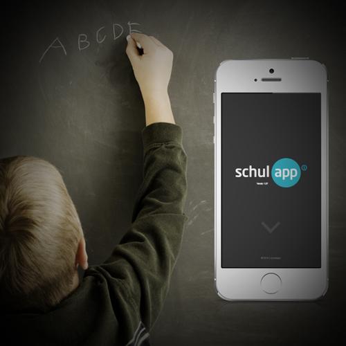 schulapps | Classic- und Online-Branding App-Design