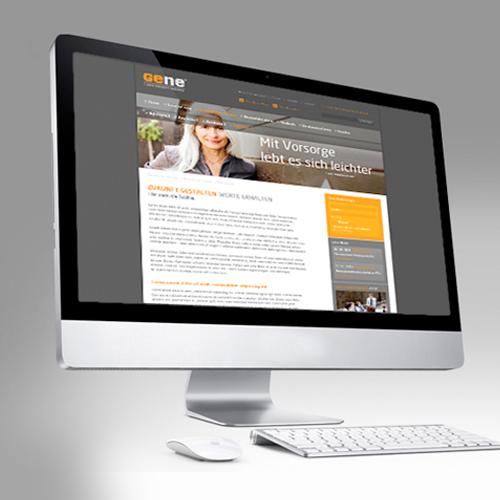 gene GmbH | Classic- und Online-Branding
