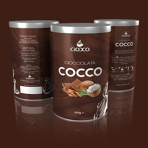 CIOCCO® | Classic Branding / Packaging-Design