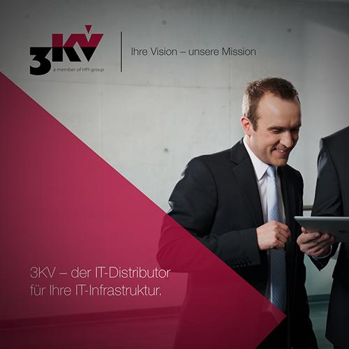 3KV | Imagebroschüre & E-Book-Konzeption