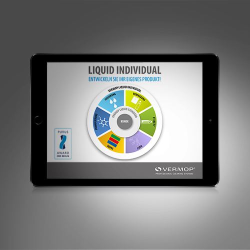 VERMOP | Online-Branding App-Entwicklung