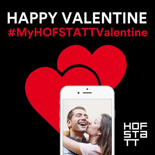 HOFSTATT | Push-Kampagne Happy Valentine