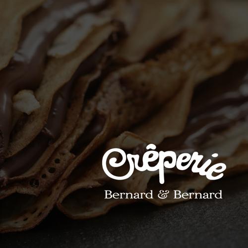 CRÊPERIE BERNARD & BERNARD | Onlinebranding / Website
