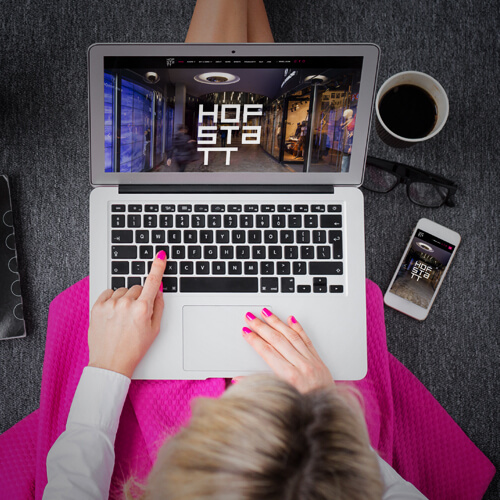 HOFSTATT | ONLINE-BRANDING: WEBSITE-KONZEPTION