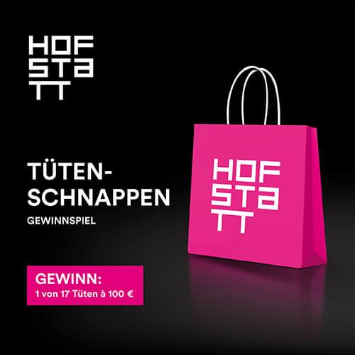 HOFSTATT | GEWINNSPIEL: TÜTEN-SCHNAPPEN