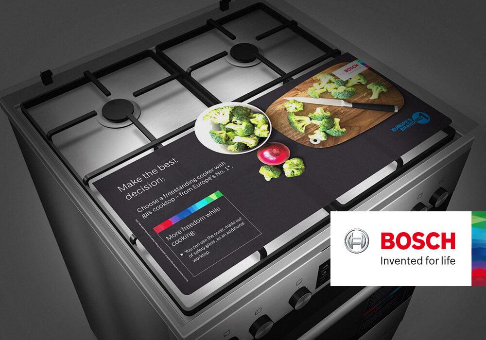 Fabulous Poskampagne Fr Bosch Hausgerte With Www Bosch Hausgeraete De With  Bosch Kche