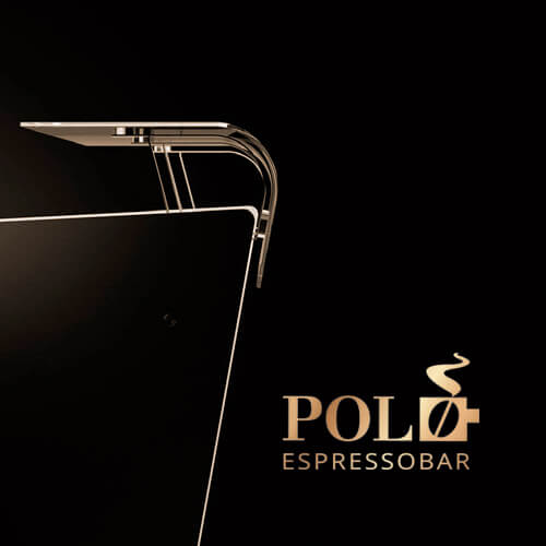 POLO ESPRESSOBAR | CLASSIC- ONLINE BRANDING & INTERIEURDESIGN