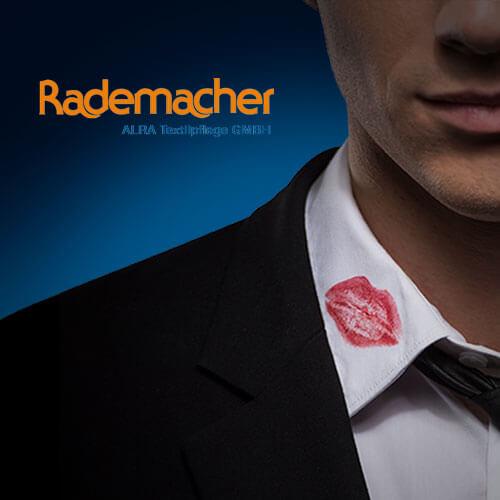 RADEMACHER TEXTILREINIGUNG | ONLINE BRANDING: WEBKONZEPTION
