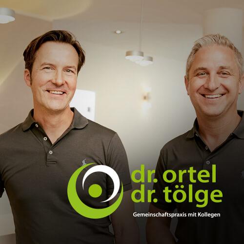 DR. ORTEL & DR. TÖLGE | NEUER MARKENAUFTRITT: CLASSIC- UND ONLINE BRANDING