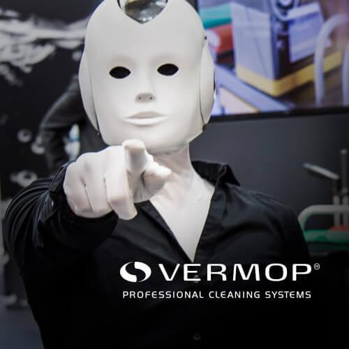 VERMOP | Exhibition-Branding Messestand CMS Berlin 2017