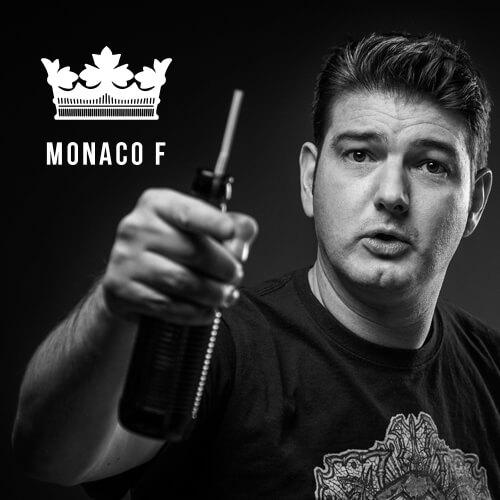 MONACO F | ONLINE-AUFTRITT: WEBSITE & ONLINESHOP