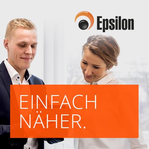 EPSILON TELECOM | CLASSIC- UND ONLINE BRANDING