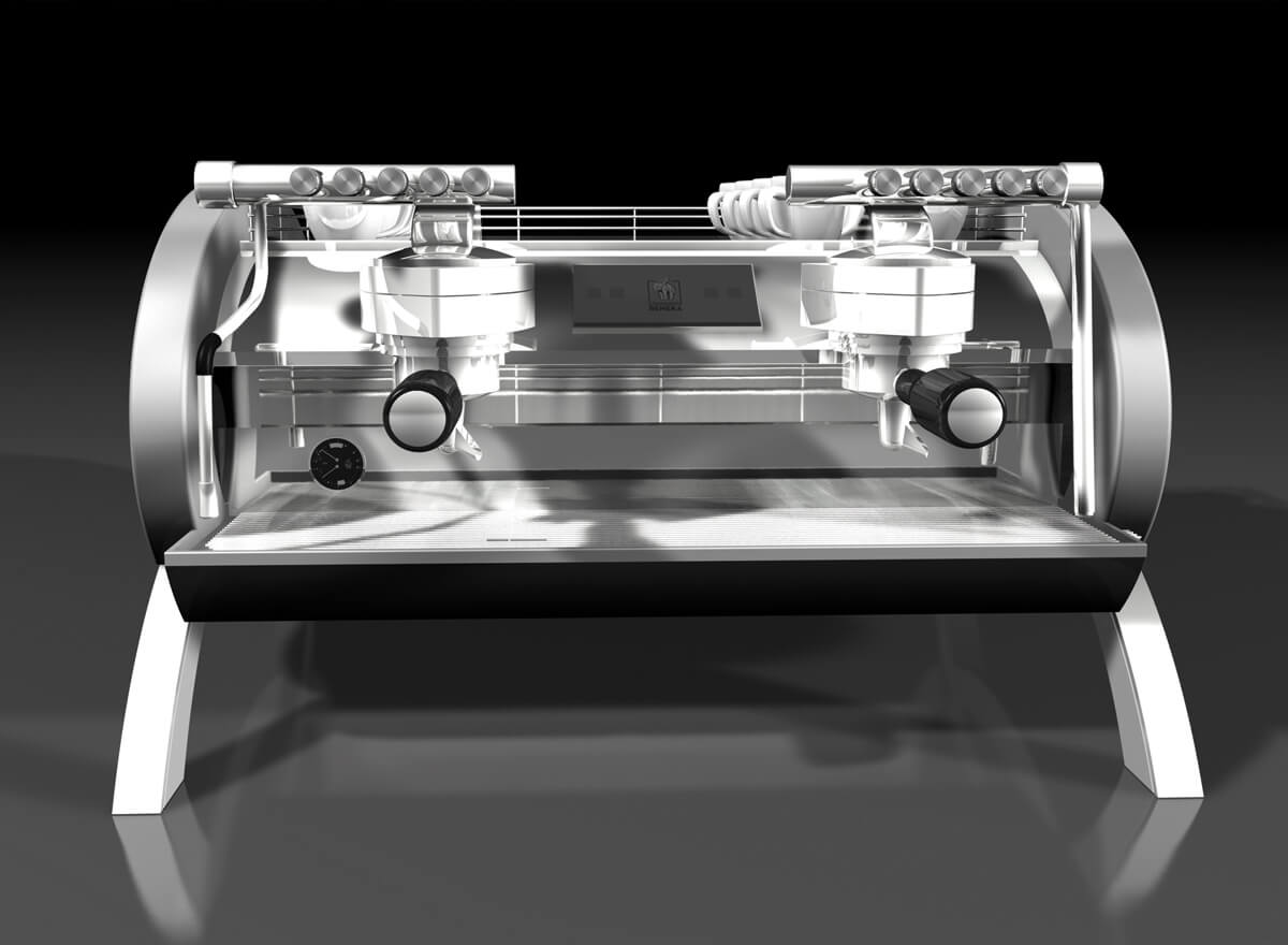 Reneka industriedesign reneka r100 sl design full for Industriedesign mobel